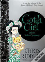 Goth Girl Sinister Symphony Signed Cps