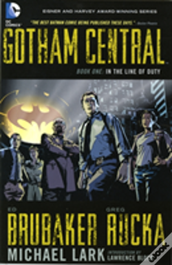 Wook.pt - Gotham Central Tp Book 01 In The Line Of Duty