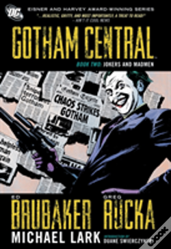 Wook.pt - Gotham Central Tp Book 02 Jokers And Madmen