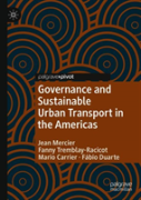 Governance And Sustainable Transport In The Americas