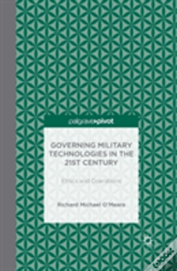 Wook.pt - Governing Military Technologies In The 21st Century