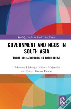 Wook.pt - Government And Ngos In South Asia