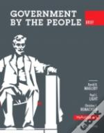 Government By The People, 2012 Brief Election Plus Mypoliscilab With Pearson Etext