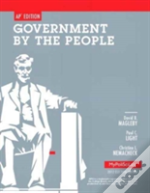 Government By The People, Ap* Edition