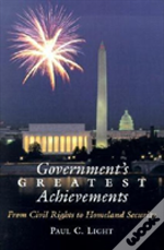 Government'S Greatest Achievements