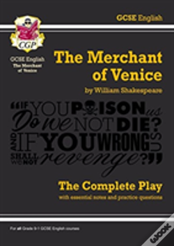 Wook.pt - Grade 9-1 Gcse English The Merchant Of Venice - The Complete Play