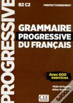 Grammaire Progressive Perfectionnement 3ed + Cd