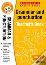 Grammar And Punctuation Year 6