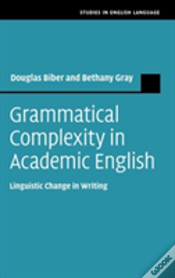 Wook.pt - Grammatical Complexity In Academic English
