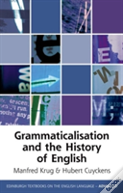 Wook.pt - Grammaticalization And The History Of English