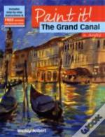 Grand Canal In Acrylics
