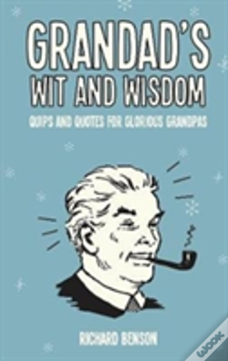 Wook.pt - Grandad'S Wit And Wisdom