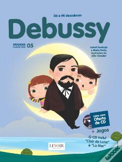 Wook.pt - Grandes Compositores - Debussy