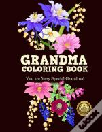 Grandma Coloring Book