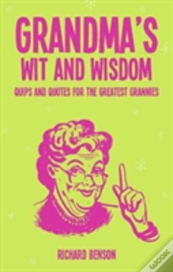 Wook.pt - Grandma'S Wit And Wisdom
