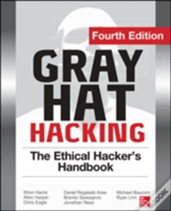 Wook.pt - Gray Hat Hacking The Ethical Hacker'S Handbook