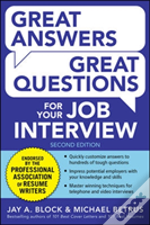 Great Answers, Great Questions For Your Job Interview