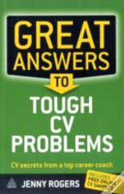 Wook.pt - Great Answers To Tough Cv Problems