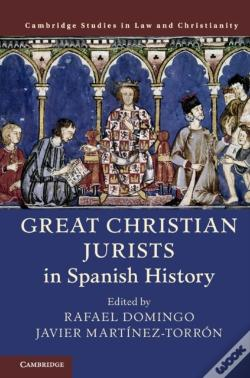Wook.pt - Great Christian Jurists In Spanish History
