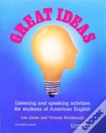 Great Ideas Student'S Book