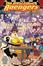 Great Lakes Avengers Vol 1 Same Old Same