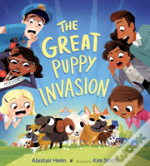 Great Puppy Invasion The