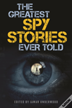Wook.pt - Greatest Spy Stories Ever Toldpb