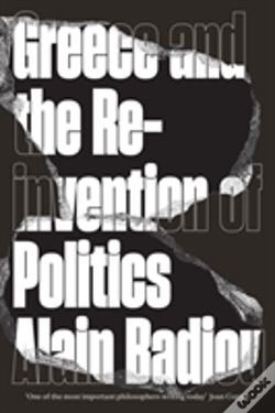 Wook.pt - Greece And The Reinvention Of Politics