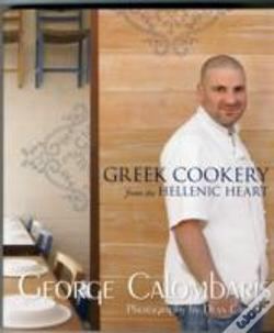 Wook.pt - Greek Cookery From The Hellenic Heart