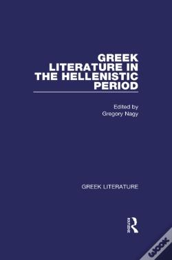 Wook.pt - Greek Literature In The Hellenistic Period