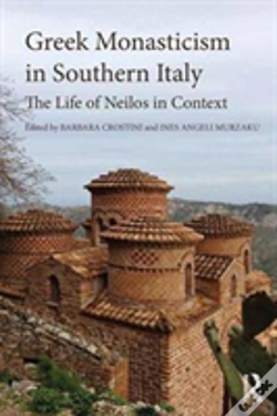 Wook.pt - Greek Monasticism In Southern Italy