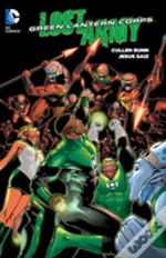 Green Lantern Corps Lost Army Tp Vol 1