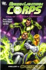 Green Lantern Corpssins Of The Star Sapphire