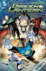 Green Lantern Lights Out Hc (The New 52)