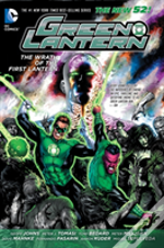 Green Lantern: Wrath Of The First Lantern Tp (The New 52)