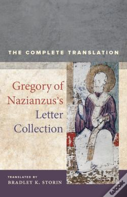Wook.pt - Gregory Of Nazianzus'S Letter Collection