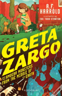 Wook.pt - Greta Zargo And The Amoeba Monsters