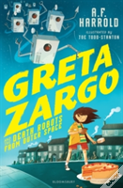 Wook.pt - Greta Zargo And The Death Robots From Outer Space