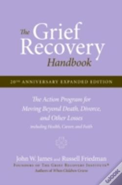 Wook.pt - Grief Recovery Handbook(20th Anniversary Edition)