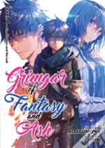 Grimgar Of Fantasy & Ash Light Novel 4