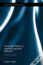 Grounded Theory In Applied Linguistics