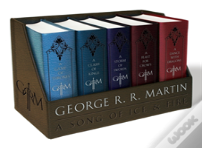 Grrm Leathercloth Boxed Set