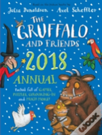 Gruffalo And Friends Annual 2018