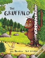 GRUFFALO BOARD BOOK AND TAPE