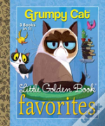 Grumpy Cat Little Golden Book Favorites