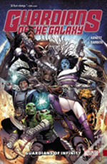 Guardians Of Infinity Vol. 1