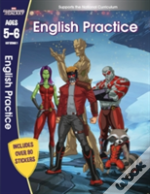 Guardians Of The Galaxy: English Practice, Ages 5-6