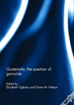 Wook.pt - Guatemala The Question Of Genocide