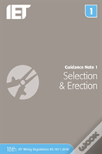 Guidance Note 1 Selection & Erection