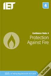 Guidance Note 4 Protection Against Fire